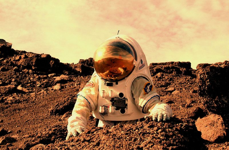 Should humans colonize Mars?