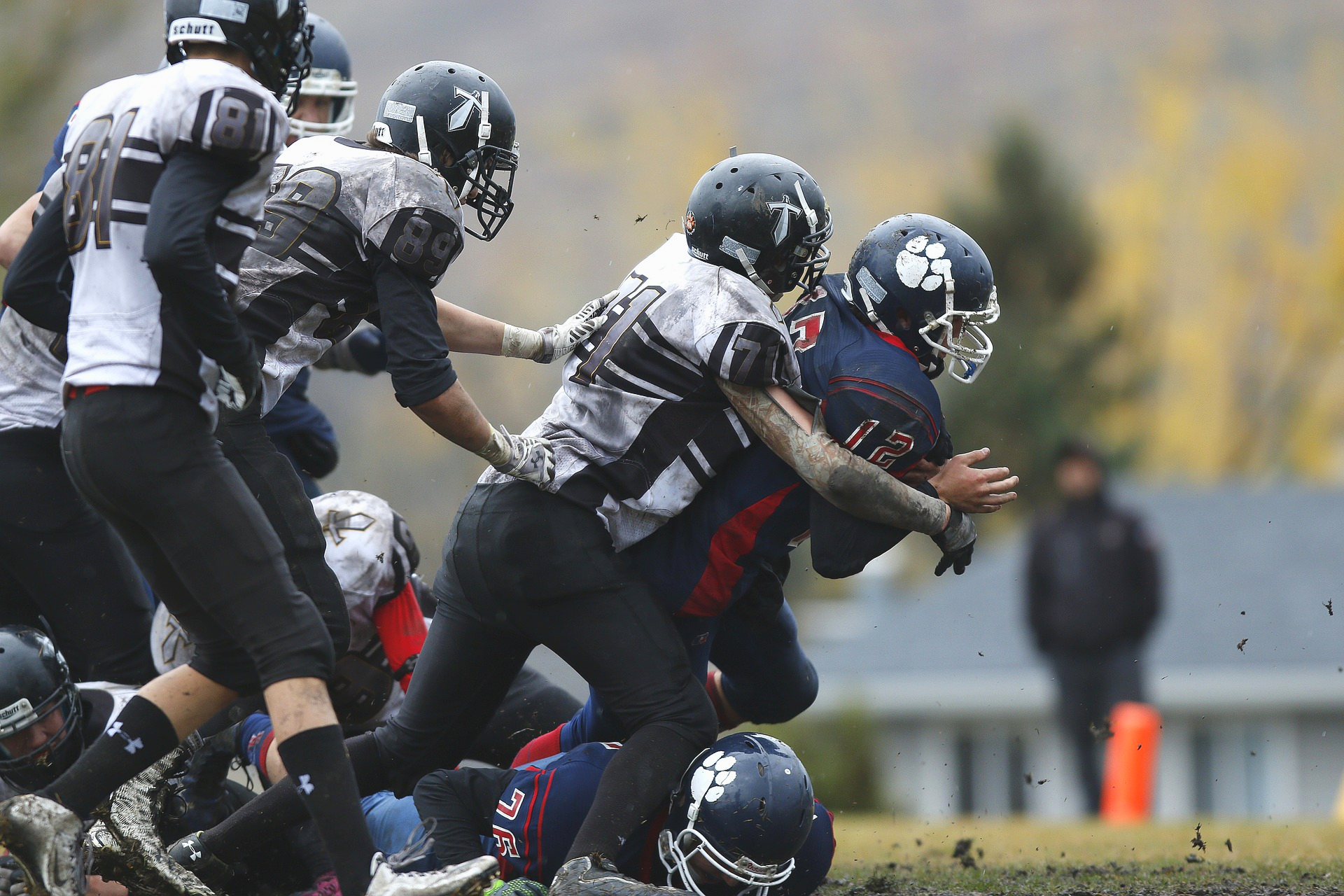 Should school districts ban contact sports with potential for concussions?