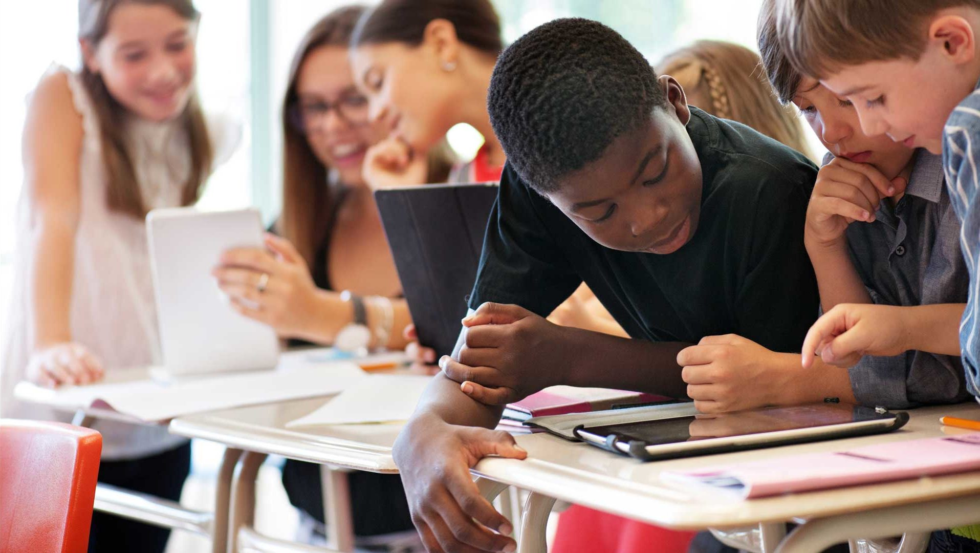 Should schools provide a laptop and Internet access for all students?